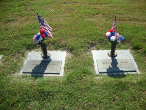 Veterans' Graves