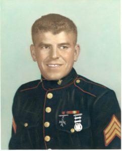 "Sergeant Richard ""Dick"" Sowinski, U.S. Marine Corps"