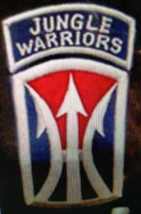 Jungle Warriors Patch