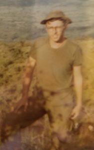 PFC Rick Adler in Vietnam