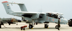 An Air Force OV-10A