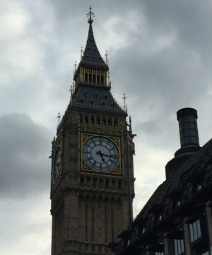 Photo of Big Ben in London